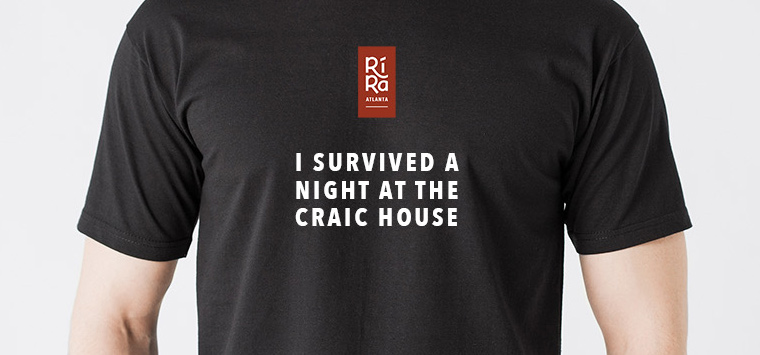 t-shirt-craic house